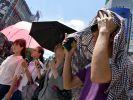 В Москве прогнозируют рекордную за 70 лет жару