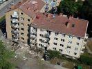 В Швеции в жилом доме произошёл взрыв