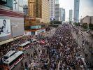 В Гонконге более миллиона человек вышли на митинг против закона об экстрадиции