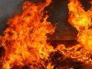 На Кегострове в Архангельской области загорелись несколько жилых домов