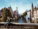В Брюгге хотят сократить число туристов