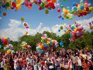 Экологи просят выпускников не запускать в небо шары и фонарики