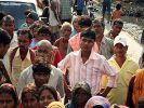 Мусульманина избили в Индии, перед этим привязав к столбу