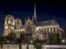 Prosecutor's Office in Paris Named the Possible Causes of the Fire in Notre Dame