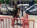 В столице Туниса произошло два взрыва