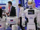 """Робот для военных врачей представлен на форуме """"Армия-2019"""""""