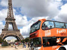In the Center of Paris May Be Rrohibited the Passage of Tourist Buses