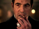 The First Shots From the New Series about Dracula Appeared