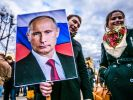 Most Russians Have Announced Their Approval of Putin's Activities