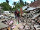 В Индонезии прошло сильное землетрясение