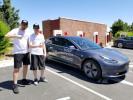 Tesla Model 3 установила новый рекорд, проехав за сутки 2781 км