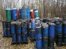 СК начал проверку после обнаружения свалки токсичных отходов в Нижегородской области