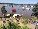 На ликвидацию последствий наводнения в Иркутской области правительство выделит 2,3 миллиарда рублей