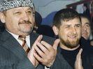 В честь Ахмата Кадырова в Чечне назвали село