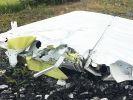 В Швеции девять человек погибли при крушении самолёта