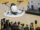 Spain Presented a Prototype of Unmanned Aerotaxi