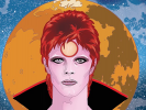 Insight will Publish a Comic Strip about David Bowie's Career
