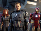 Comic Con Visitor Recorded Marvel's Avengers: A-Day