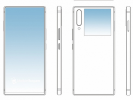 ZTE has Patented a New Two-Screen Smartphone