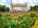 Голый мужчина попытался пробежать по парку Горького в Москве