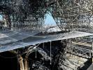 Высокая температура может спровоцировать обрушение Собора Парижской Богоматери
