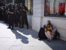 """Political Analyst Called Actions of the Police at an Illegal Rally in Moscow """"Polite and Correct"""""""