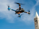 The New Engine will Allow Drones to Fly for Several Days in a Row
