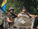 Бригада украинских десантников покинула Донбасс за воровство