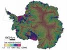 Scientists have Created the Most Accurate Map of the Movement of Ice in Antarctica