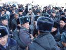 Сторонников Атамбаева разогнали в Бишкеке слезоточивым газом