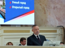 The Debate of Candidates for Governors of St. Petersburg Began