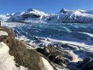 Растаявший ледник в Исландии получил мемориальную доску