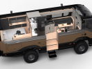 Unique Off-Road Camper Torsus is Officially Introduced
