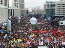Оппозиция подала заявку на проведение митинга 31 августа в Москве