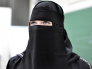 В Голландии впервые применили запрет на паранджу