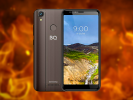 Inexpensive Smartphone with a Powerful Battery Announced in Russia