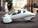 Three-Wheeled Electric Car with a Range of 1600 Kilometers is Released