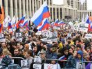 «Левада-центр» выяснил отношение россиян к протестным акциям в Москве