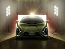 Lamborghini Introduced the First Hybrid