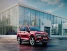 Volkswagen Announced Discounts on Tiguan Crossover