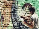Graffiti Exhibition Opened in Krasnodar for the First Time
