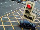 В Петербурге появилась третья вафельная разметка для автомобилистов