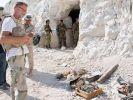 В Сирии обнаружено подземное убежище боевиков