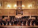 23 сентября в Московской консерватории выступит Симфонический оркестр Санкт-Петербурга