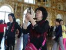 Минкульт РФ намерен ограничить доступ китайских туристов в Царское село