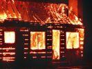 Пожар в Сосновом Бору потушили