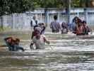 Из-за дождей в Индии погибли десятки человек
