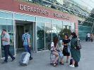 В грузинских аэропортах зафиксировано рекордное снижение пассажиропотока