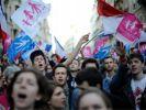 Тысячи граждан вышли на митинг против ЭКО однополых пар в Париже