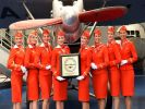 For the Second Year in a Row Aeroflot Was Recognized as Best Premium-Class Carrier in Eastern Europe